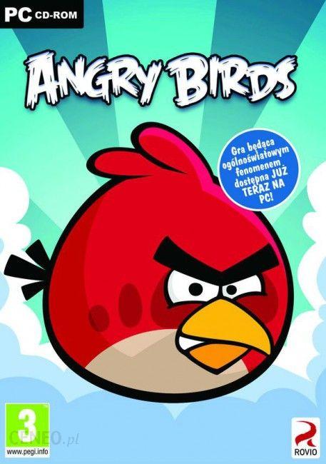 Angry Birds Classic Gra Pc Ceneo Pl