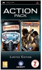 Shaun White Snowboarding + Prince of Persia Rival Swords (Limited Edition) (Gra PSP)