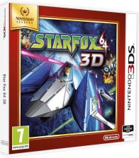 Star Fox 64 3D (Nintendo Selects) (Gra 3DS)