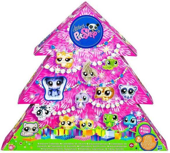 Pet Shop Joulukalenteri