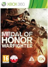Medal of Honor Warfighter (Gra Xbox 360)