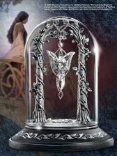 The Noble Collection Stojak Na Wisiorek Arweny - Lord Of The Rings Display For The Evenstar Pendant (nob9551)