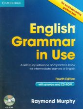 Nauka angielskiego English Grammar in Use 4th Edition Book with answers and CD-ROM - zdjęcie 1