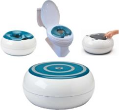 Prince Lionheart 3-In-1 Potty Berry Blue 7421 - zdjęcie 1