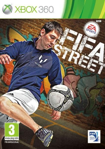 Fifa Street Gra Xbox 360 Ceneo Pl