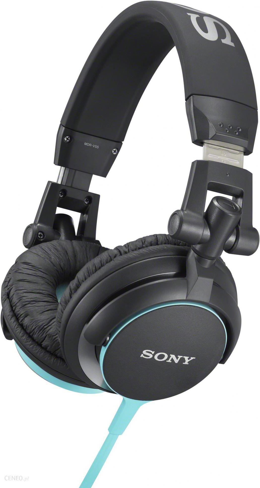 Sony MDRV55L czarny