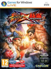 Street Fighter X Tekken (Gra PC)