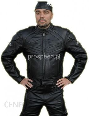 673ff5fabf62f Odzież motocyklowa Prospeed Kurtka Skórzana Milbery - Opinie i ceny ...