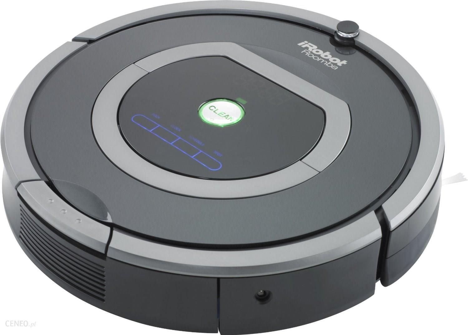 odkurzacz irobot roomba 780 opinie i ceny na. Black Bedroom Furniture Sets. Home Design Ideas