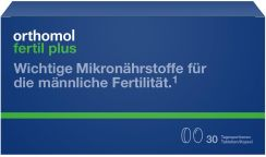 Orthomol Fertil plus 30 (tabl i kaps)
