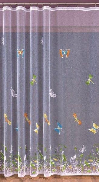 Wisan Firanka Kolorowe Motyle Wysokość 250cm Opinie I Atrakcyjne Ceny Na Ceneopl