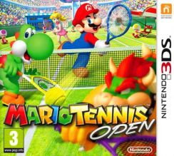 Mario Tennis Open (Gra 3DS)