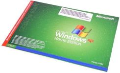 Microsoft MS Windows XP Home Edition SP3 ENG 1pk OEM (N09-02215)