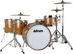 DDrum Dominion Ash Walnut