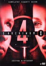 Z Archiwum X - Sezon 4 (The X Files - Season 4) (DVD)