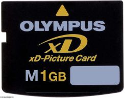 Karta Pamieci Do Aparatu Olympus Type M 1gb Xd Olxdm1gb Ceny I