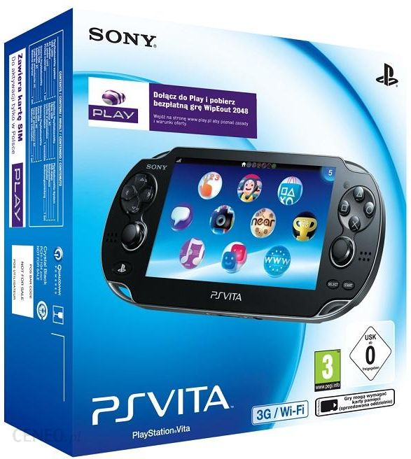 Playstation Karte.Sony Playstation Vita 3g Wifi