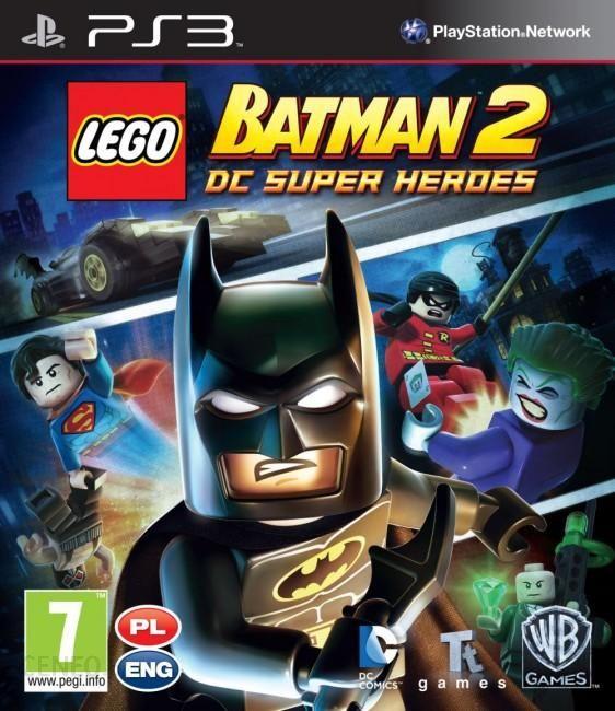Lego Batman 2 Dc Super Heroes Gra Ps3 Ceneopl