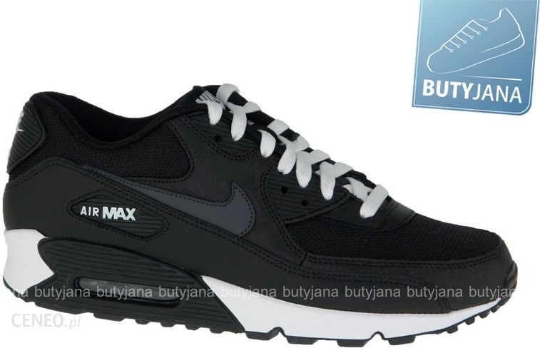 NIKE buty AIR MAX 90 325018 057 Sportowe Czarny