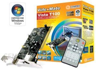 Tuner Compro VideoMate K100 Upgrade Kit