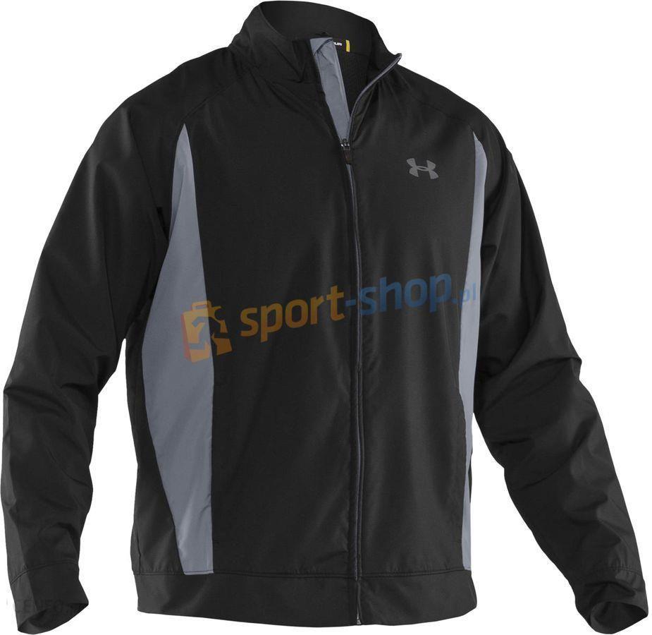 niesamowite ceny oficjalny sklep najlepiej sprzedający się Under Armour kurtka Track Suit Jacket (czarna) 1229112-001