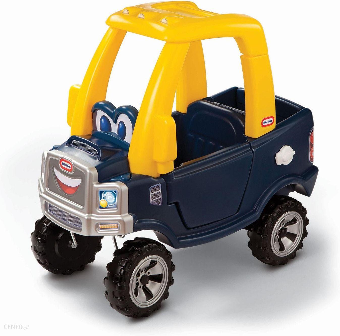 Little Tikes Jezdzik Cozy Truck Pick Up 620744 Ceny I Opinie Ceneo Pl