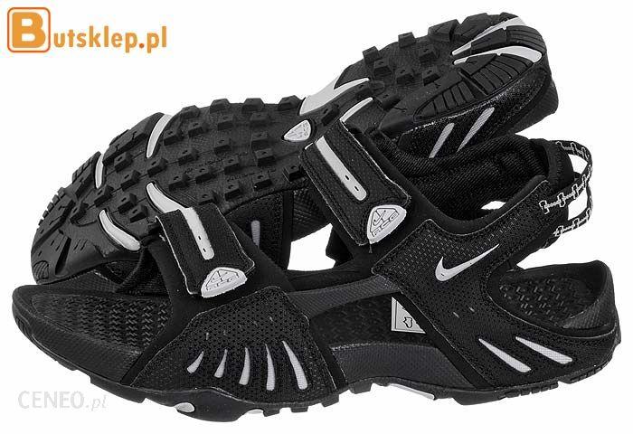 Nike buty Santiam 4 (312839 002) Sandały Czarny Ceny i opinie Ceneo.pl