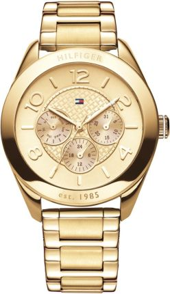 Złoty zegarek damski tommy hilfiger - ceny i opinie - oferty Ceneo.pl 8774abf46a3