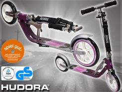 Hudora Big Wheel 205 Karmazynowy