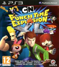 Cartoon Network Punch Time Explosion XL (Gra PS3)