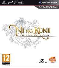 Ni No Kuni: Wrath of the White Witch (Gra PS3)