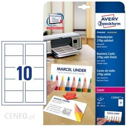 Avery 761371 C32026 10