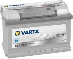 Varta Silver Dynamic E38 (74Ah 750A) (P+)