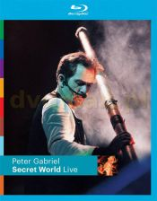Peter Gabriel - Secret World Live (Blu-ray)