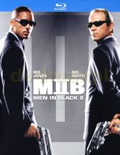 Faceci w czerni 2 (Men in Black II) (Blu-ray)