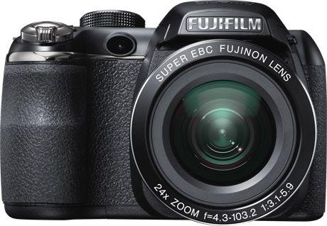 Aparat Cyfrowy Fuji Finepix S4200 Czarny Ceny I Opinie Na Ceneo Pl