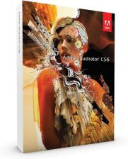 Adobe Illustrator CS6 PL WIN BOX (65165601)