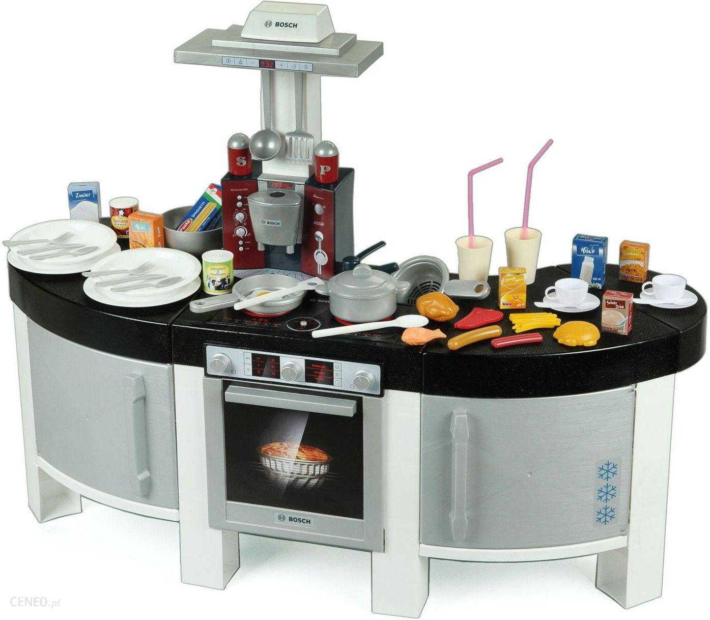 Zabawka Klein Elektroniczna Kuchnia Bosch Vision Swiatlo Dzwiek 9291 Ceny I Opinie Ceneo Pl