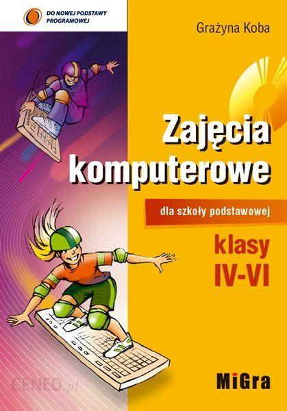 podręcznik zajęcia komputerowe