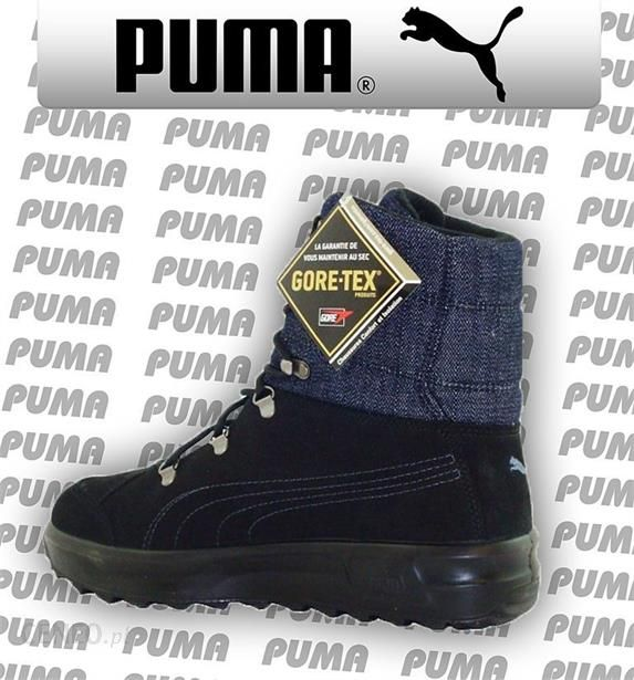 PUMA buty CAMINAR III GORE TEX WINTER 303842 02 Ceny i opinie Ceneo.pl