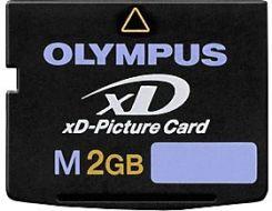 Karta Pamieci Do Aparatu Olympus 2gb Xd Picture Card Type M Xd2gbb