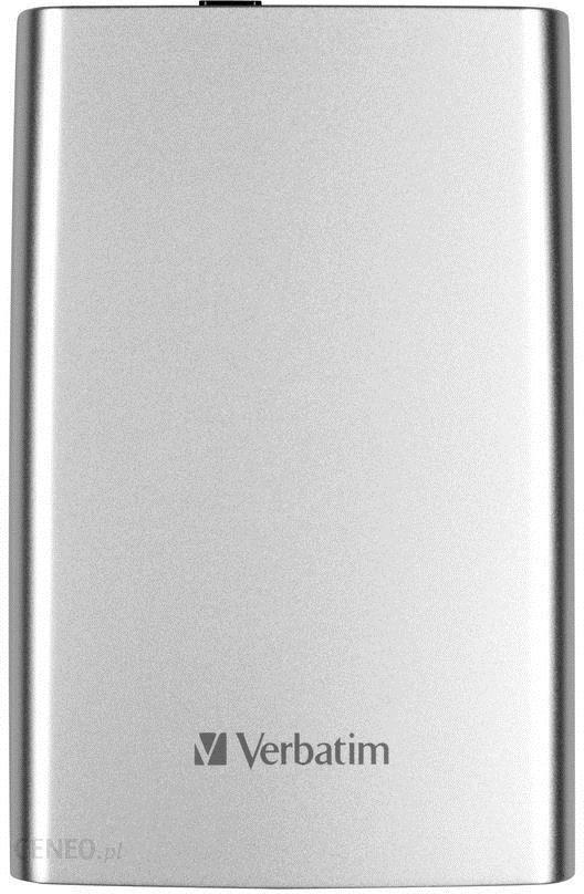 Verbatim Store 'n' Go 1TB USB 3.0 Srebrny (53071)