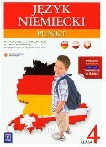 punkt. klasa 4. język niemiecki. podręcznik z ćwiczeniami