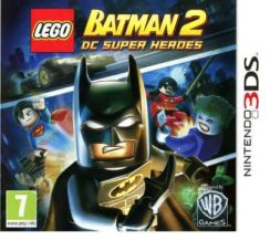 LEGO Batman 2: DC Super Heroes (Gra 3DS)
