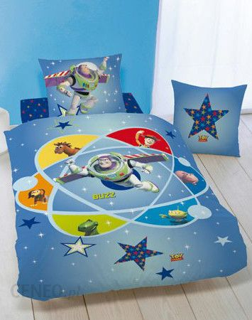 Pościel Dziecięca 160x200 Toy Story Ceny I Opinie Ceneo Pl