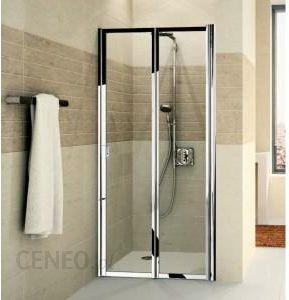 Drzwi Prysznicowe Novellini Free 2 We Wnęce H190 84 90 Cm Szkło Wzór