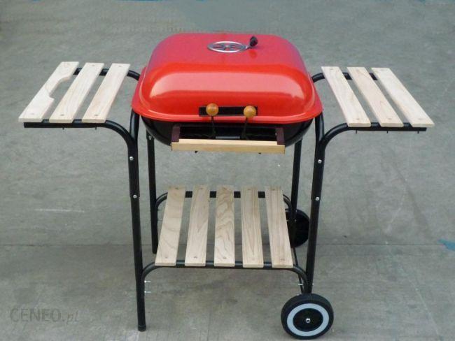 Landmann Holzkohlegrill Opinie : Grill ogrodowy landmann grill prostokątny z pokrywą