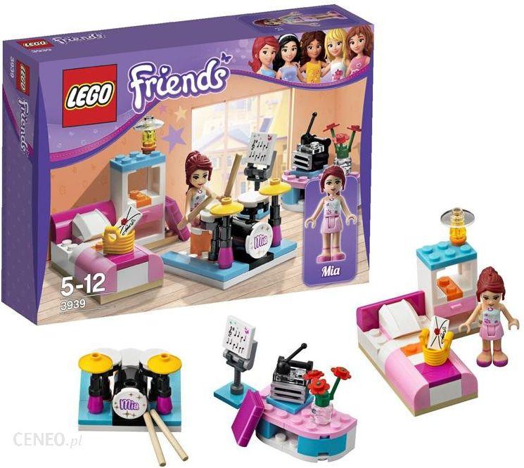 Klocki Lego Friends Pokój Muzyczny Mii 3939 Ceny I Opinie Ceneopl