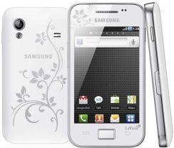 Samsung Galaxy Ace Gt S5830i Bialy La Fleur Cena Opinie Na Ceneo Pl