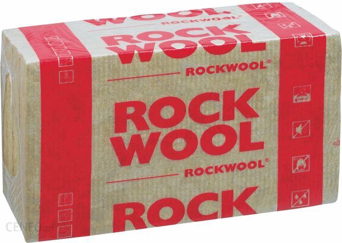 Rockwool Welna Mineralna Panelrock 12cm Opinie I Ceny Na Ceneo Pl